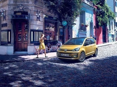 gebraucht VW up! High75hk
