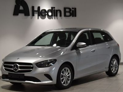 begagnad Mercedes B180 D // Backkamera // Navigation