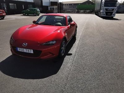 begagnad Mazda MX5 RF 2.0 SKYACTIV-G Euro 6 160hk