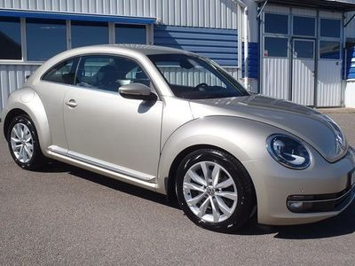 begagnad VW Beetle The1.4 TSI Premiumpaket, 160hk