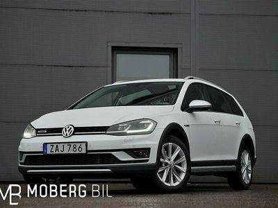 begagnad VW Golf Alltrack 1.8 TSI 180hk 4M B-Kamera Drag