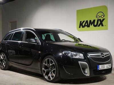 begagnad Opel Insignia OPC 2.8 V6 Turbo 4x4 Nyservad 325hk
