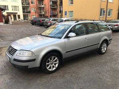 begagnad VW Passat besktad och skattad