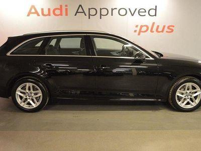 begagnad Audi A4 AV 2.0 TDI 190HK SPORT Q ST *Sthlm pa -16