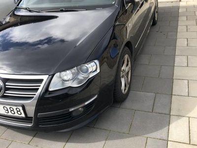 begagnad VW Passat Variant 2.0 TDI 4Motion