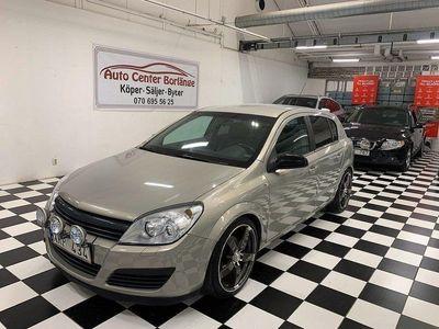 begagnad Opel Astra 1.8 140hk