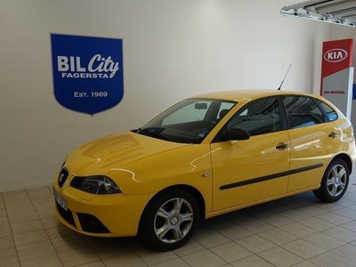 gebraucht Seat Ibiza 1.4 SP Edition 86hk -08
