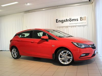 begagnad Opel Astra 4 TURBO 150HK DYNAMIC