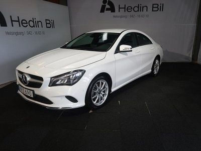 usata Mercedes CLA220 d 7G-DCT, 177hk, Coupe -19