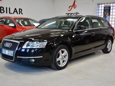 begagnad Audi A6 2.0 170hk Ny kamrem*Drag