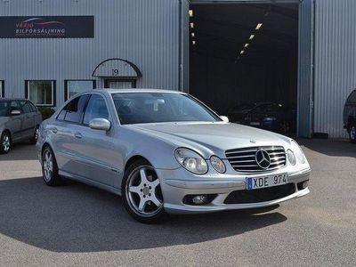 begagnad Mercedes E240 5G-Tronic 177hk Avantgard