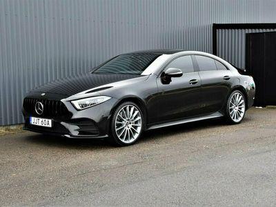 begagnad Mercedes CLS400 4MATIC