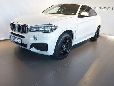 begagnad BMW X6 xDrive 40d Innovation Edition