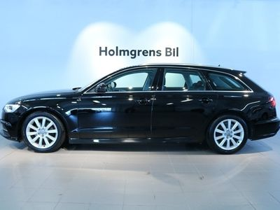 begagnad Audi A6 190HK Quattro Aut S-Line, Drag
