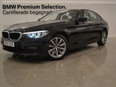 begagnad BMW 520 d xDrive/ Sport Line/ Winter/ Conneted/ Drag
