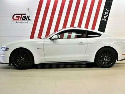 begagnad Ford Mustang GT 5.0 V8 451hk 2,29% Ränta Låg Skatt Nybilsgaranti
