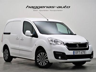 brugt Peugeot Partner 1.6 BlueHDi / EU6 / PDC / Drag