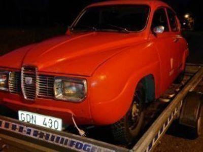 begagnad Saab 96 v4