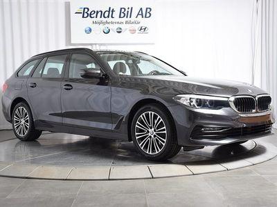 gebraucht BMW 520 d xDrive/Sportline/Värmare/HiFi -19