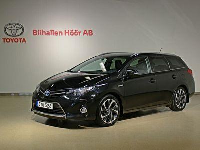 begagnad Toyota Auris Touring Sports Hybrid 1.8 Elhybrid TS Edition 50