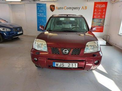 begagnad Nissan X-Trail 2.5 4x4 165hk/Nybesiktad