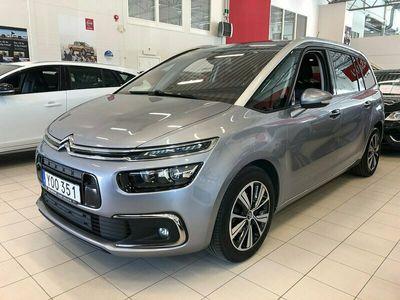 begagnad Citroën Grand C4 Picasso 1.6 BlueHDi 120hk Aut 7-sits