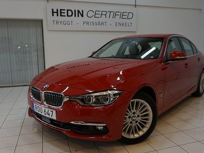 begagnad BMW 330e 252 HK AUT Sedan Luxury Line | NAVIGATION