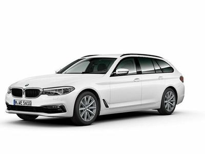 begagnad BMW 520 dA xDrive Touring Sport Line, Connected, Winter