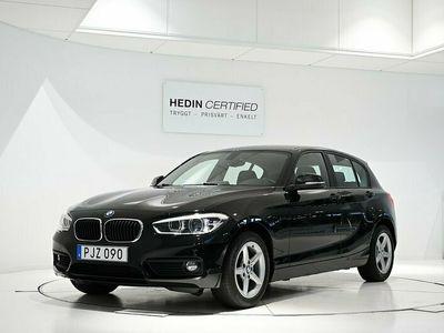 begagnad BMW 118 i 5-dörrars Steptronic