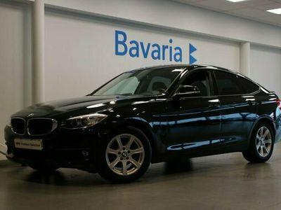 begagnad BMW 318 Gran Turismo d Aut PDC HiFi Farthållare