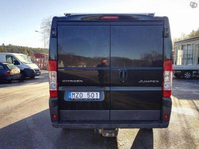 begagnad Citroën Jumper 2.2 HDi Diesel Skåp 110 hk -12