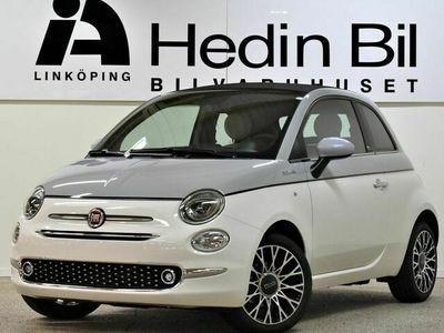 begagnad Fiat 500C Dolcevita 1,0 70hk//Omgående Leverans