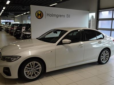 begagnad BMW 330 i Sedan M-Sport Värmare Comfort