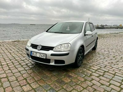 begagnad VW Golf 1,6