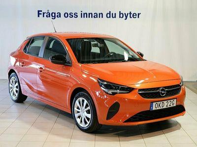 begagnad Opel Corsa Edition 75hk