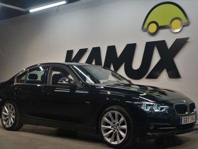 begagnad BMW 330 d xDrive Sedan Sport line Aut V-hjul 258hk