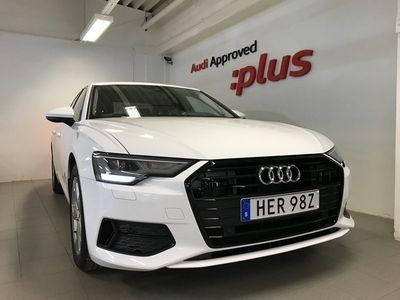 begagnad Audi A6 Sedan 40 TDI S-tronic Sport 2019, Sedan 384 000 kr