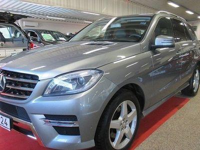 begagnad Mercedes 350 ML BenzBluetec 4matic AMG 2013, SUV 349 000 kr