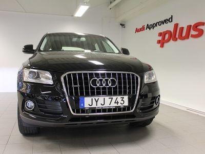 begagnad Audi Q5 2.0 TDI 190 HK EU6