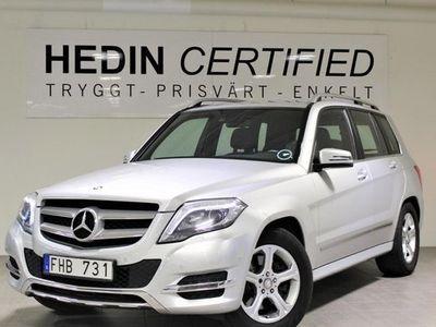begagnad Mercedes 220 GLK BenzCDi 4Matic Automat Drag 2014, SUV 194 500 kr