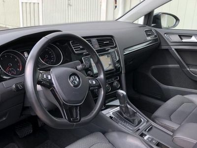 begagnad VW Golf 5-dörrar 1.4 TSI DSG