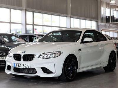 begagnad BMW M2 Coupé 370hk Manuell 1200mil Euro 6