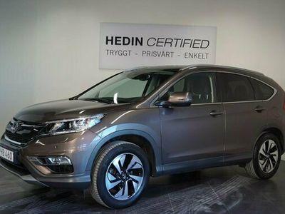 begagnad Honda CR-V 1.6 i-DTEC 4WD Automat 2017, SUV Pris 219 900 kr