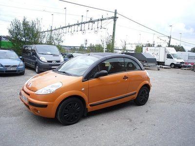 begagnad Citroën C3 Pluriel Besiktad &skattad -05