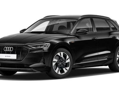 begagnad Audi E-Tron - 50 Proline quattro - DEMOBIL