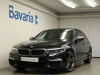 begagnad BMW M550 i xDrive Sedan Ultimate Ed. Nypris: 1'224 200:-