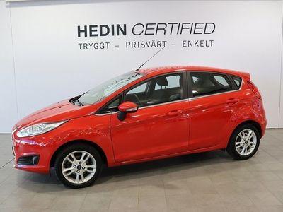 begagnad Ford Fiesta 1.0 T Ecoboost Titanium