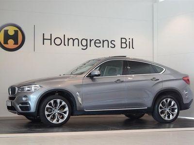 begagnad BMW X6 xDrive30d GPS Taklucka HK Drag (258hk)