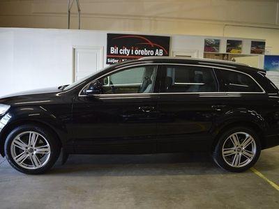 used Audi Q7 4.2 (350hk) V8 Quattro TipTronic 7-sits / Xenon / Nyservad &