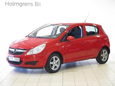 begagnad Opel Corsa 1.3 EcoFlex 75hk / Nybes / Nyservad